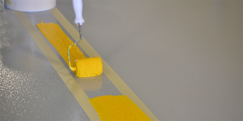 Commercial Industrial Flooring Problems Slip Resistant Epoxy